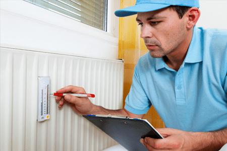 HVAC maintenance program