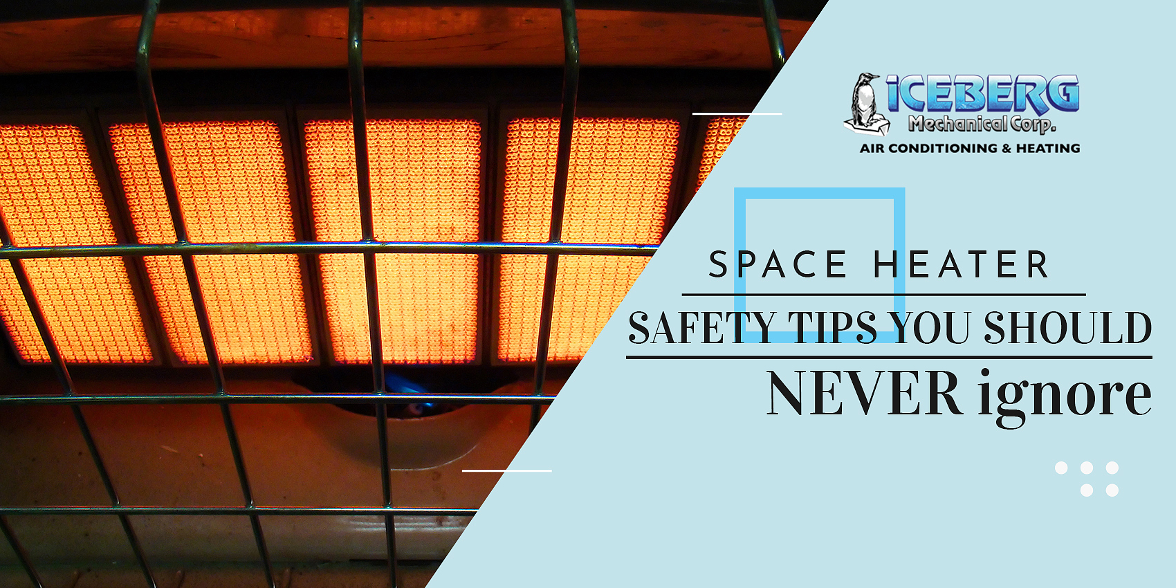 Space Heater Safety Tips You Should NEVER Ignore