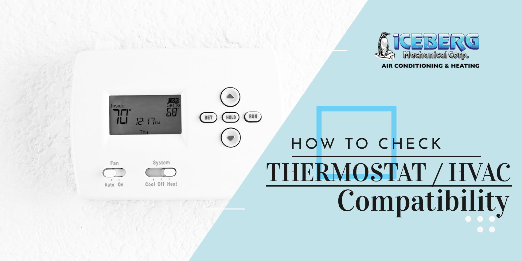 How To Check Thermostat/ HVAC Compatibility?