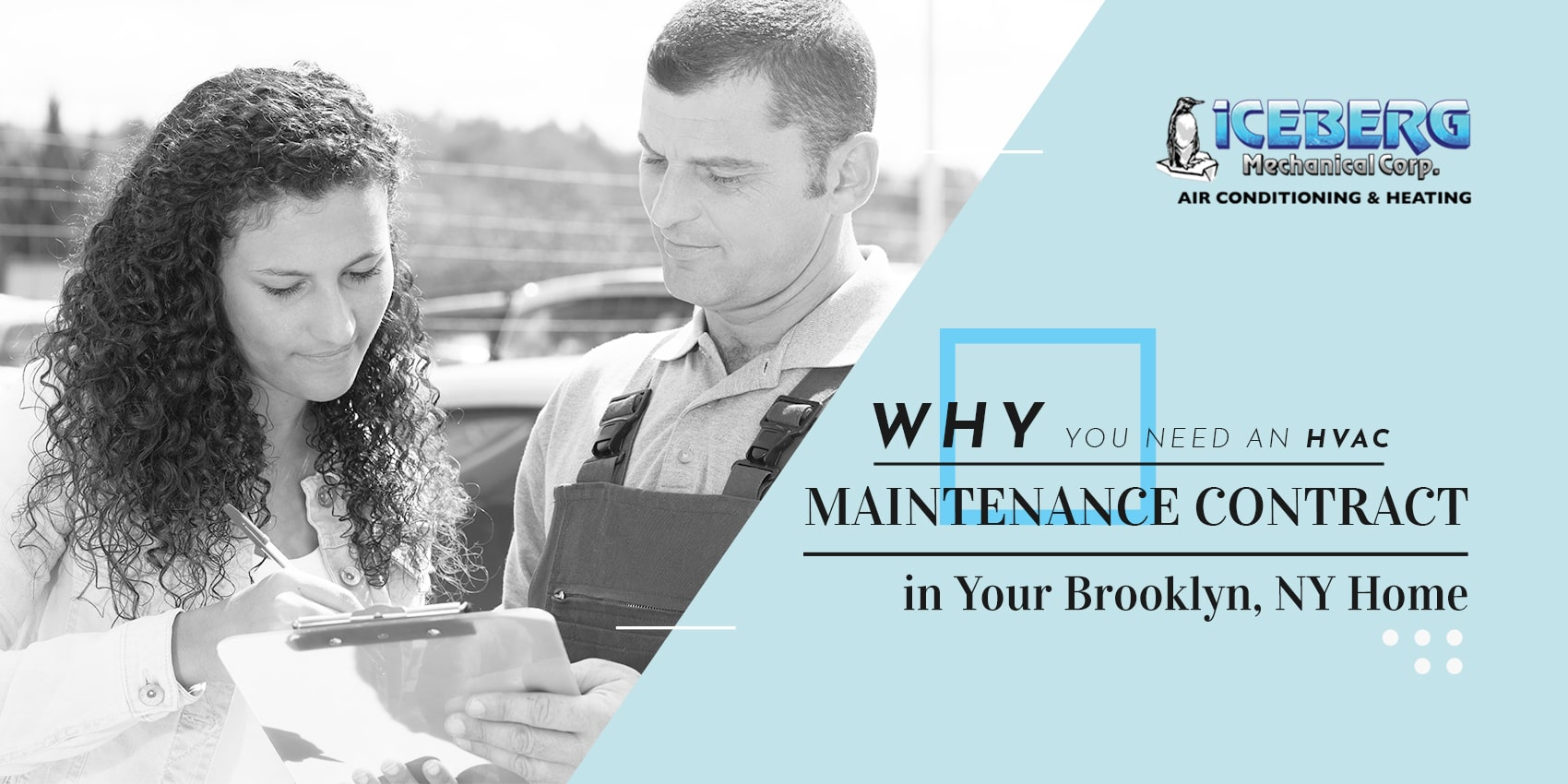 Why You Need an HVAC Maintenance Contract in Your Brooklyn, NY Home